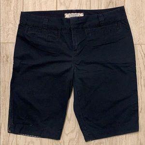 Old Navy mid rise bermuda shorts